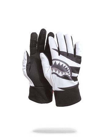 SPRAYGROUND- PHANTOM SLASH SHARK GLOVES GLOVES
