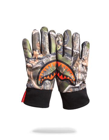 SPRAYGROUND- WILD LIFE HUNTER GLOVES GLOVES