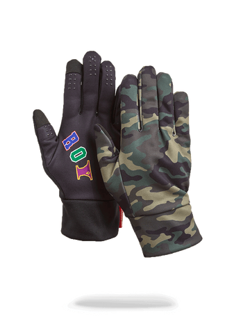 SPRAYGROUND- SPLIT DESTROY GLOVES GLOVES