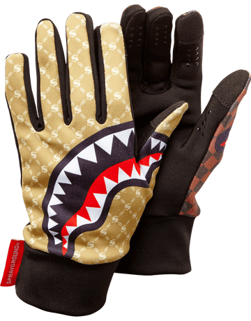 SPRAYGROUND- PARIS VS FLORENCE GLOVES GLOVES
