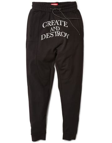 SPRAYGROUND- CREATE & DESTROY JOGGER APPAREL