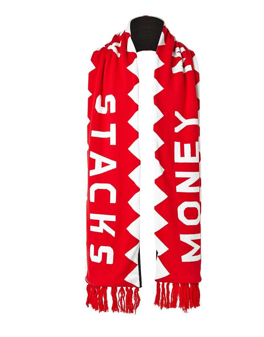 SPRAYGROUND- MONEY MONEY MONEY SCARF SKI MASK