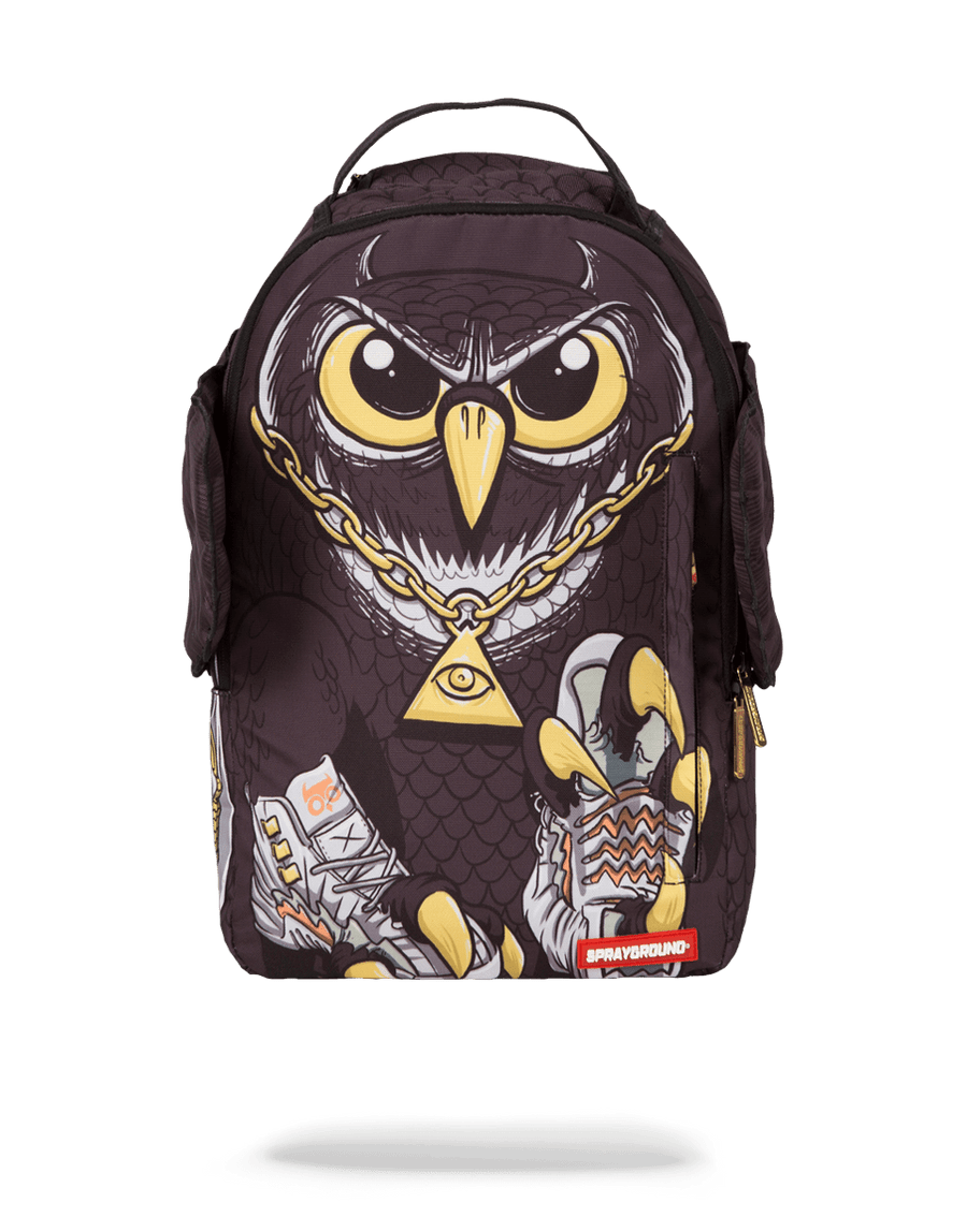 SPRAYGROUND- OWL WINGS BACKPACK