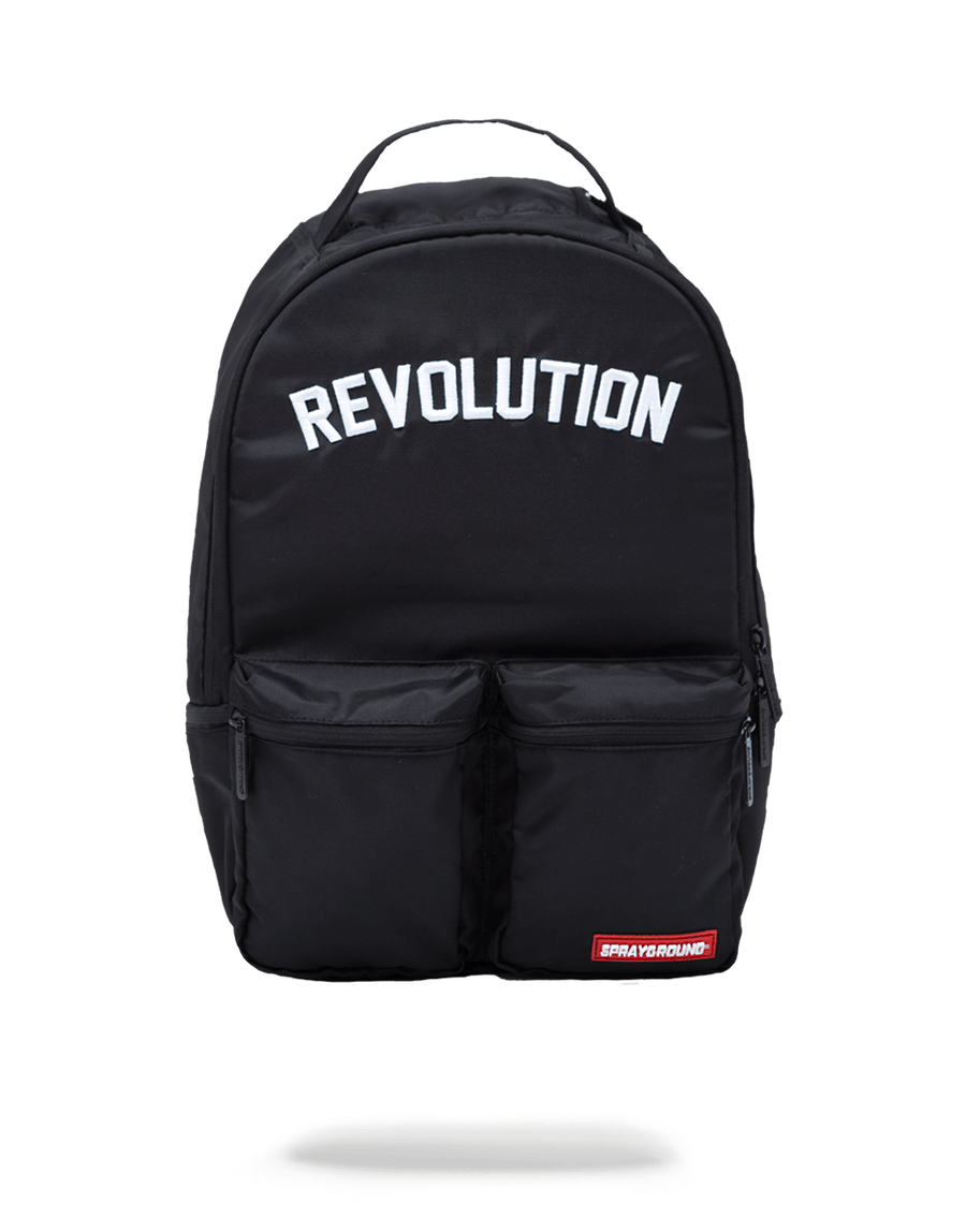 SPRAYGROUND- REVOLUTION EMBROIDERED BACKPACK