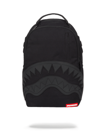 SPRAYGROUND- GHOST RUBBER SHARK BACKPACK
