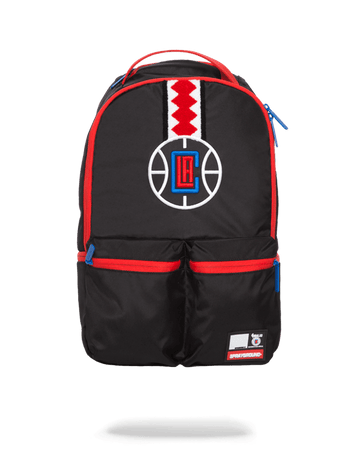 SPRAYGROUND- NBALAB CLIPPERS DOUBLE CARGO BACKPACK