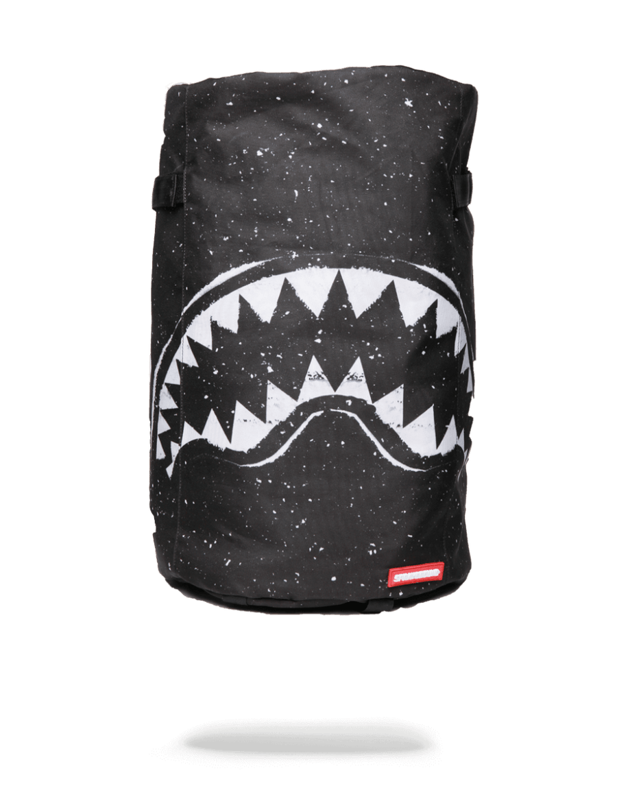 SPRAYGROUND- PARTY SHARK DUFFPACK BACKPACK