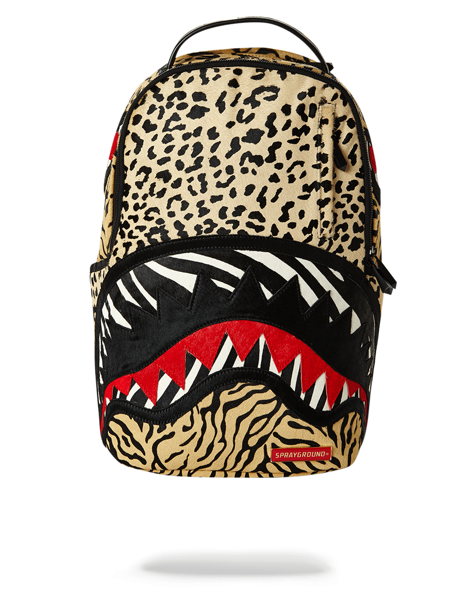 SAFARI SHARK (PONY HAIR/LEATHER) LIMITED TO 50 PCS