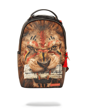 SPRAYGROUND- KING MONEY BACKPACK