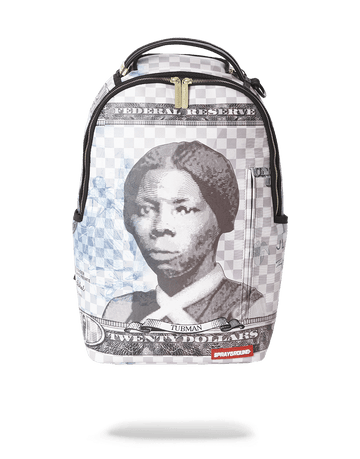 HARRIET TUBMAN $20 BACKPACK