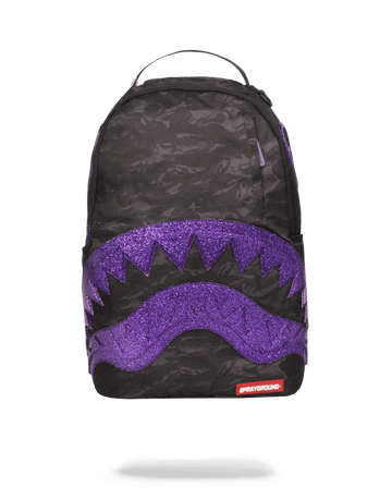 SPRAYGROUND- GLITTER SHARK BACKPACK