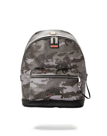 SPRAYGROUND- BLACK PANTHERA CAMO EMPEROR BACKPACK