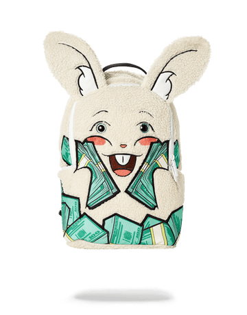 SPRAYGROUND- MONEY BUNNY BACKPACK