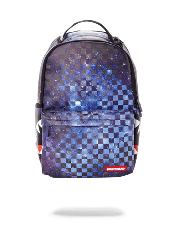 SPRAYGROUND- SHARKS IN PARIS (GALAXY EDITION) BACKPACK