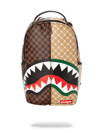 SPRAYGROUND- PARIS VS FLORENCE SHARK BACKPACK