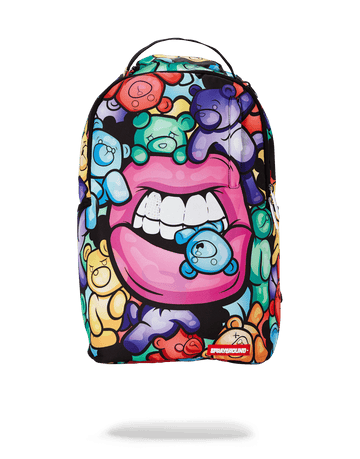 SPRAYGROUND- GUMMY LIPS BACKPACK
