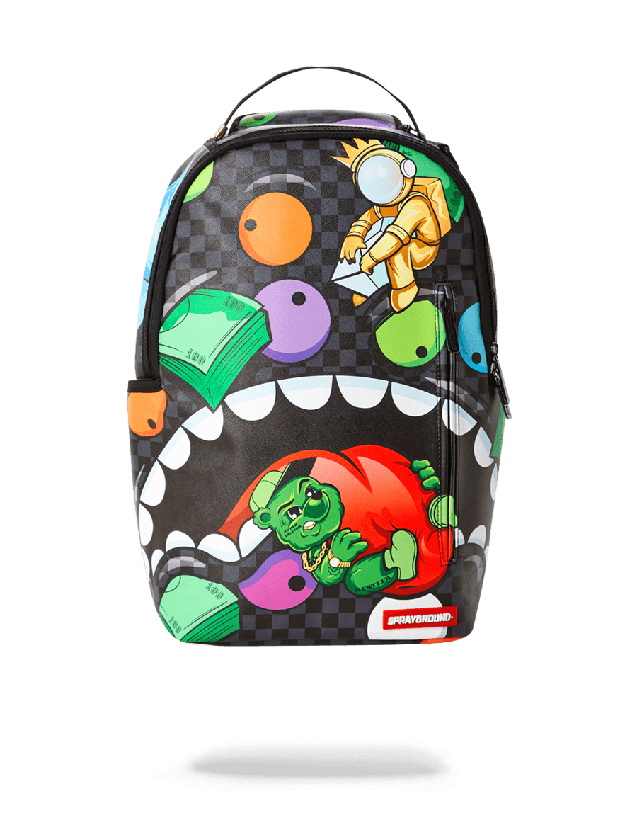 SPRAYGROUND- HOUSE OF MADNESS BACKPACK