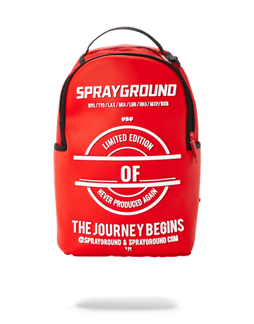 SPRAYGROUND LABEL