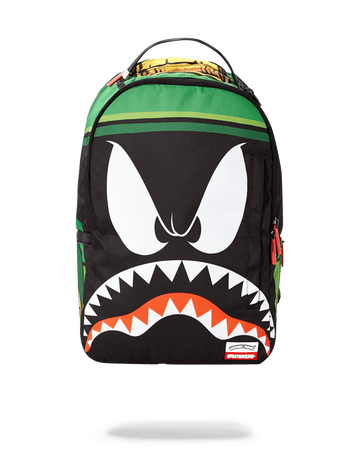 SPRAYGROUND- MARVIN THE MARTIAN SHARK BACKPACK
