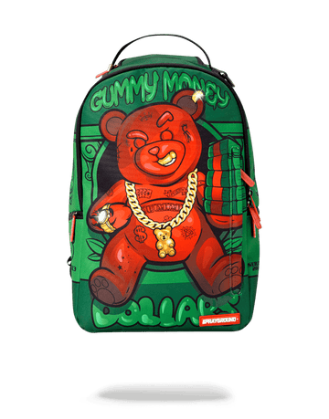 SPRAYGROUND- DIABLO BEAR RETURNS BACKPACK