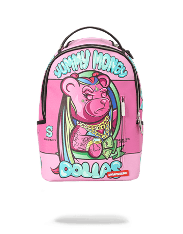 SPRAYGROUND- YUMMY MONEY (ASIAN DOLL) BACKPACK