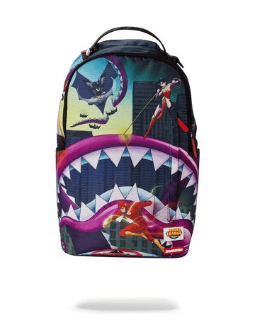 SPRAYGROUND- JUSTICE LEAGUE BACKPACK