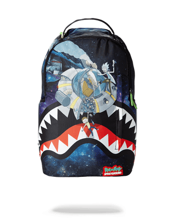 SPRAYGROUND- RICK & MORTY CRASH BACKPACK