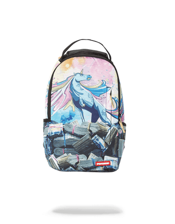 SPRAYGROUND- MINI UNICORN MONEY BACKPACK