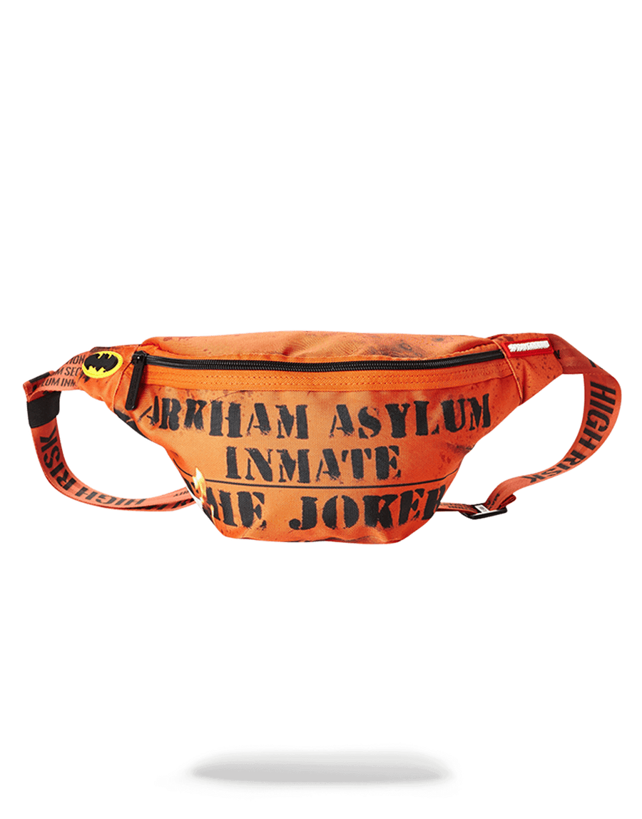 SPRAYGROUND- JOKER ARKHAM ASYLUM CROSSBODY CROSS BODY