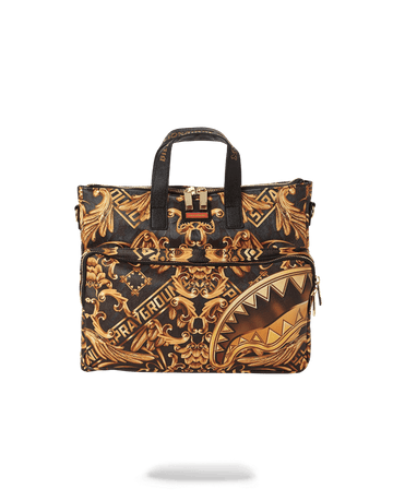 SPRAYGROUND- PALACE OF SHARKS TRAVEL CASE TRAVELCASE