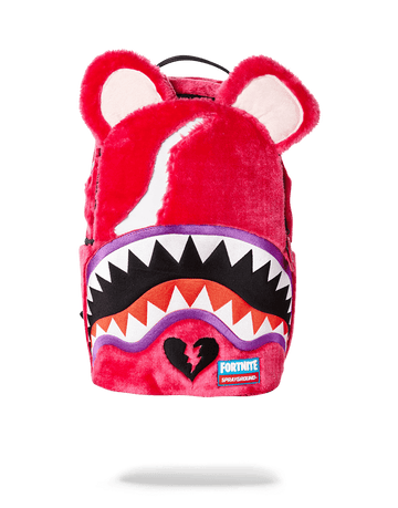 SPRAYGROUND- FORTNITE CUDDLE SHARK BACKPACK
