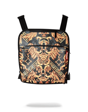 SPRAYGROUND- PALACE OF SHARKS CHEST PIECE CHEST PIECE