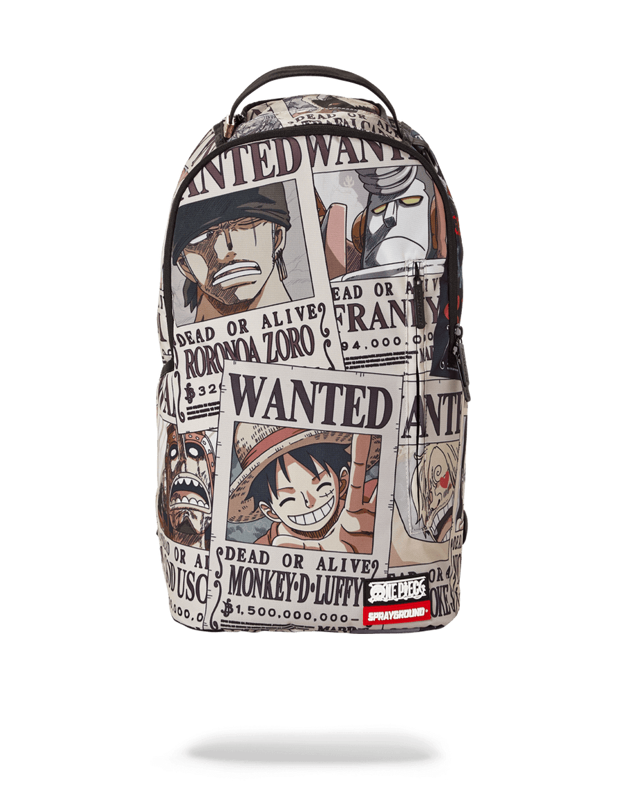 SPRAYGROUND- WANTED BACKPACK