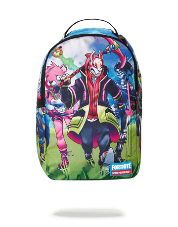 SPRAYGROUND- FORTNITE RUNNING SKINS BACKPACK
