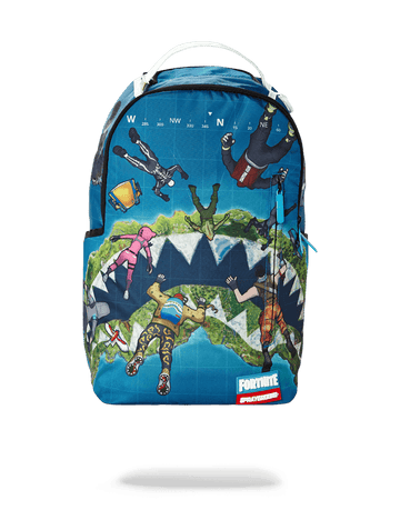 SPRAYGROUND- FORTNITE ISLAND BACKPACK