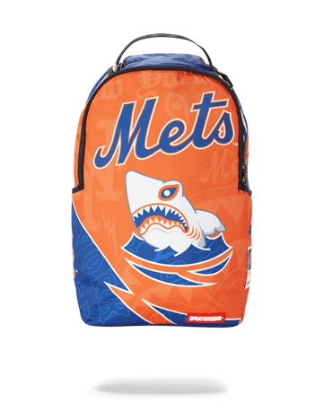 SPRAYGROUND- MLB NEW YORK METS SHARK BACKPACK