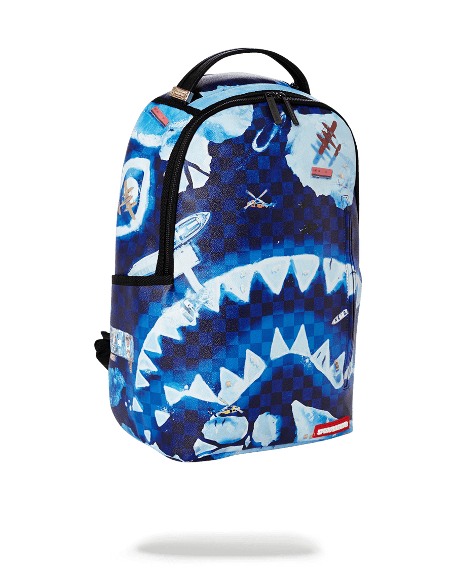 SPRAYGROUND- NORTH SHARK BACKPACK