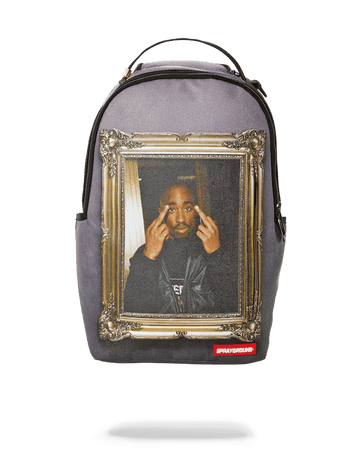SPRAYGROUND- TUPAC GOLDEN BOY BACKPACK