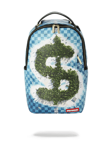SPRAYGROUND- MONEY i$LAND BACKPACK