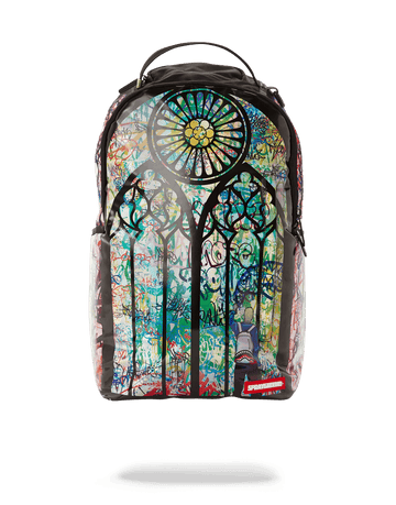SPRAYGROUND- SPRAYS THE LORD (HOLOGRAPHIC FABRIC) BACKPACK