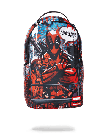 SPRAYGROUND- DEADPOOL PAINTING DEADPOOL BACKPACK
