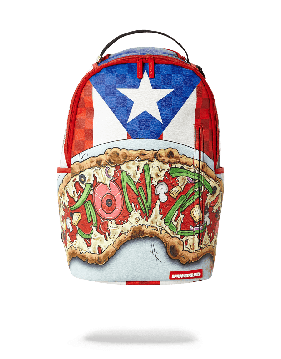 SPRAYGROUND- JON Z PIZZA SHARK BACKPACK