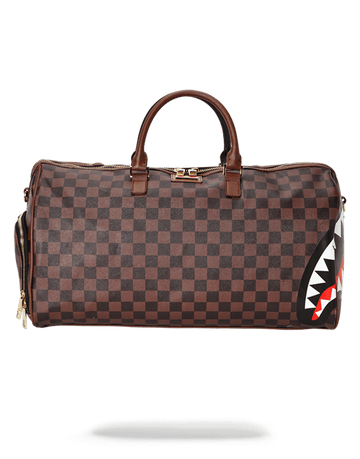 SPRAYGROUND- PARIS VS FLORENCE SHARK DUFFLE DUFFLE
