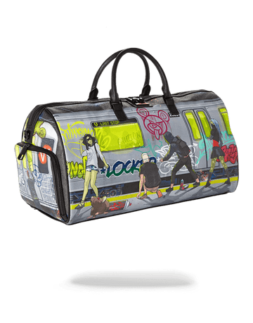 SPRAYGROUND- TRAINING DAY DUFFLE DUFFLE