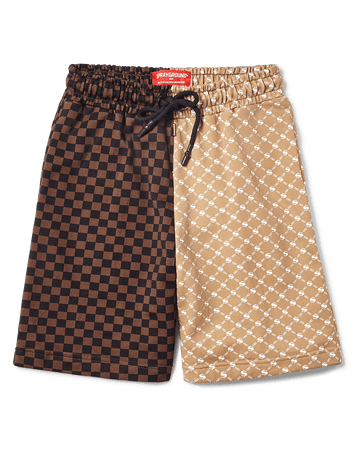SPRAYGROUND- PARIS VS FLORENCE SHORTS APPAREL