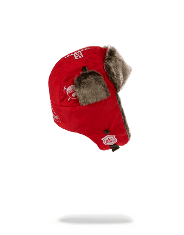 SPRAYGROUND- $KY HIGH SEEKERS AVIATOR HAT HAT