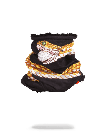 SPRAYGROUND- SNAKE JEWELS NECK WARMER SKI MASK