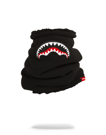 SPRAYGROUND- SHARK MOUTH NECK WARMER SKI MASK
