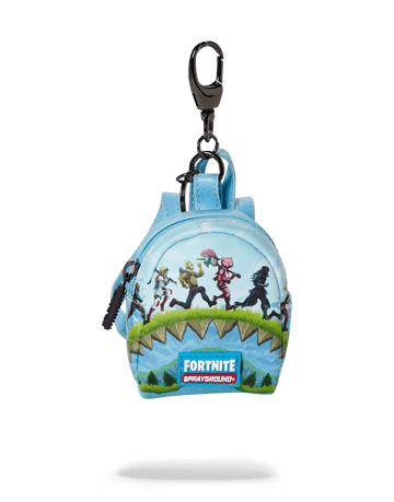 SPRAYGROUND- FORTNITE SHARK ROYALE! KEYCHAIN KEYCHAIN