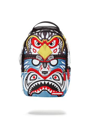 SPRAYGROUND- MINI REFLECTIVE APACHE WINGS MINI